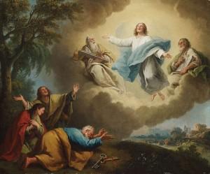 La Transfiguration de Notre-Seigneur Jésus-Christ sur le mont Thabor