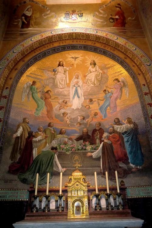 L'Assomption de la Sainte Vierge