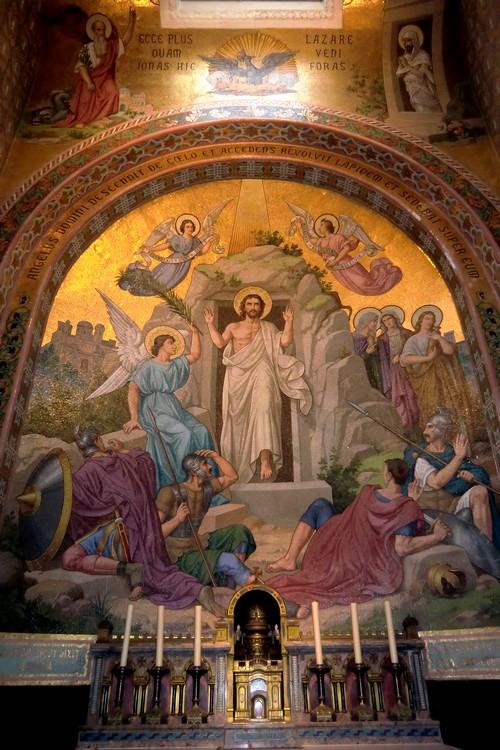 La Résurrection de Notre Seigneur